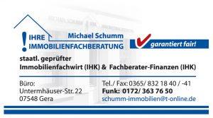 Michael Schumm Immobilien