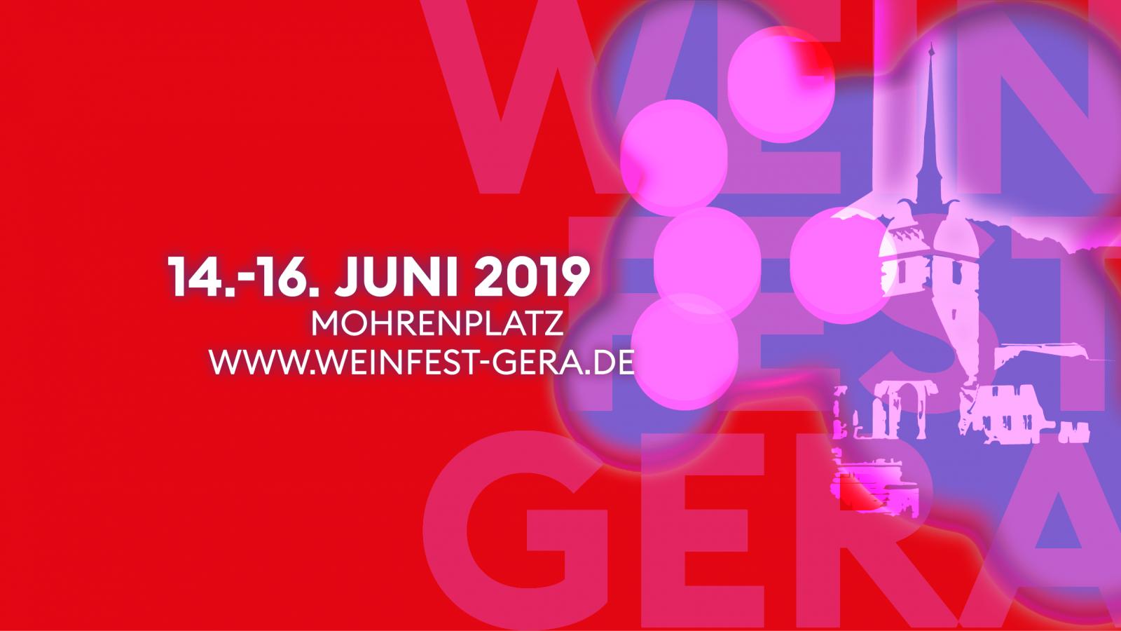 Weinfest Gera